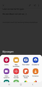 Samsung galaxy-a6-plus-sm-a605fn-ds-android-pie - E-mail - Bericht met attachment versturen - Stap 13