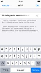 Apple iPhone SE - iOS 13 - WiFi - Comment activer un point d'accès WiFi - Étape 5
