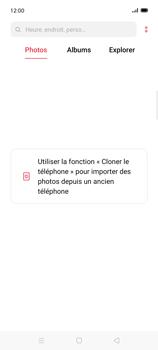 Oppo Find X2 Lite - Photos, vidéos, musique - Envoyer une photo via Bluetooth - Étape 7