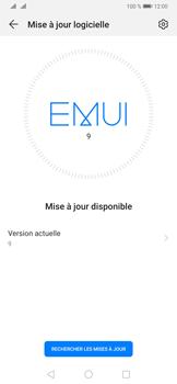 Huawei P30 Pro - Aller plus loin - Mettre à jour le logiciel interne de votre mobile - Étape 6