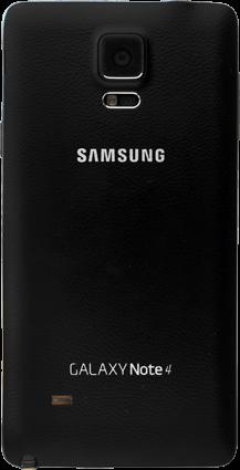 Samsung Galaxy Note 4 - SIM-Karte - Einlegen - 1 / 1