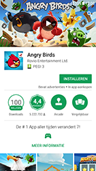 Samsung Galaxy S6 - Android Nougat - apps - app store gebruiken - stap 18