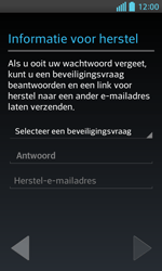 LG E460 Optimus L5 II - apps - account instellen - stap 13