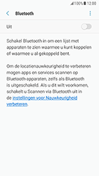 Samsung Galaxy S7 - Android Nougat - bluetooth - aanzetten - stap 6