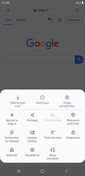 Samsung Galaxy J6 Plus - Internet - navigation sur Internet - Étape 19