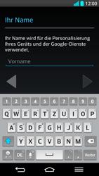 LG G2 - Apps - Konto anlegen und einrichten - 1 / 1