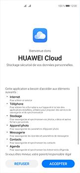 Huawei P40 - Aller plus loin - Gérer vos données depuis le portable - Étape 13