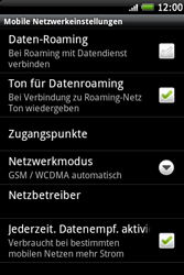 HTC Wildfire S - Internet - Manuelle Konfiguration - 7 / 24