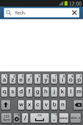 Samsung S6310 Galaxy Young - Internet - Navigation sur Internet - Étape 4
