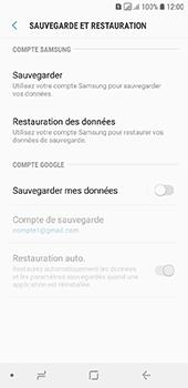 Samsung Galaxy A6 - Aller plus loin - Gérer vos données depuis le portable - Étape 9