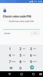 Crosscall Action X3 - Sécuriser votre mobile - Activer le code de verrouillage - Étape 10