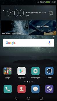 Huawei Mate S - MMS - afbeeldingen verzenden - Stap 1
