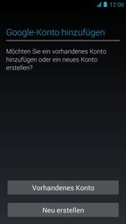 Alcatel One Touch Idol - Apps - Einrichten des App Stores - Schritt 4