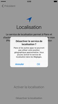 Apple iPhone 6s Plus - Premiers pas - Créer un compte - Étape 11