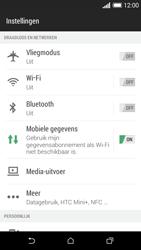 HTC Desire 610 - internet - data uitzetten - stap 4