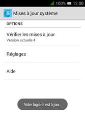 Alcatel Pixi 3 (3.5) - Logiciels - Installation de mises à jour - Étape 9