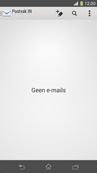 Sony D5503 Xperia Z1 Compact - E-mail - e-mail versturen - Stap 14