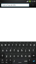 HTC One Mini - internet - hoe te internetten - stap 3