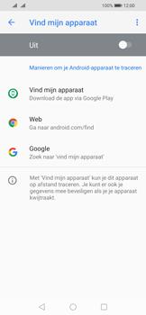Huawei P Smart (2019) - Toestel - stel Zoek mijn mobiel in - Stap 5