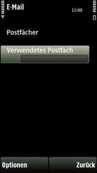 Nokia 5230 - E-Mail - Konto einrichten - 3 / 3