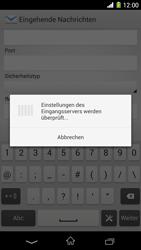 Sony Xperia Z1 - E-Mail - Konto einrichten - 11 / 20