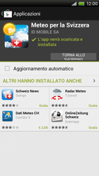 HTC One X - Applicazioni - Installazione delle applicazioni - Fase 17
