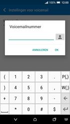 HTC One A9 - Voicemail - handmatig instellen - Stap 7
