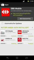 Sony Xperia T - Apps - Installieren von Apps - Schritt 23