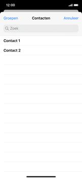 Apple iPhone 11 Pro - MMS - afbeeldingen verzenden - Stap 6