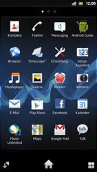 Sony Xperia S - Apps - Herunterladen - Schritt 3