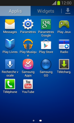 Samsung Galaxy Trend Lite - Applications - Comment désinstaller une application - Étape 3