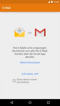 Motorola Google Nexus 6 - E-Mail - Konto einrichten - Schritt 5