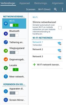 Samsung Galaxy Tab 4 (T335) - WiFi - Handmatig instellen - Stap 8