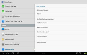 Samsung P5100 Galaxy Tab 2 10-1 - Software - Update - Schritt 5