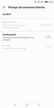 Huawei Y6 (2018) - Internet et connexion - Partager votre connexion en Wi-Fi - Étape 5