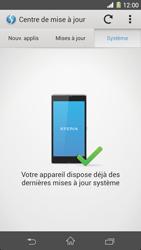 Sony Xperia Z1 - Logiciels - Installation de mises à jour - Étape 8