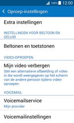 Samsung Galaxy Xcover 3 (G388F) - Voicemail - Handmatig instellen - Stap 7