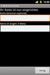 BASE Varia - E-Mail - Konto einrichten - Schritt 17