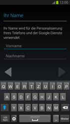 Samsung I9300 Galaxy S3 - Apps - Konto anlegen und einrichten - Schritt 5
