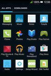 Alcatel Pixi 3 - 3.5 - MMS - Sending a picture message - Step 2