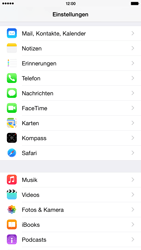 Apple iPhone 6 Plus - Anrufe - Anrufe blockieren - 2 / 2