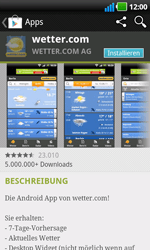 LG Optimus Black - Apps - Herunterladen - 13 / 22