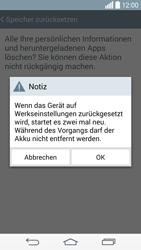 LG D855 G3 - Fehlerbehebung - Handy zurücksetzen - Schritt 11