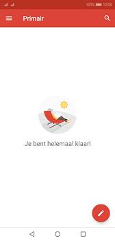 Huawei P20 - E-mail - Handmatig instellen (gmail) - Stap 14