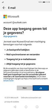 Huawei P20 - Android Pie - e-mail - handmatig instellen - stap 7
