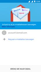 Nokia 3 - E-mail - e-mail instellen: IMAP (aanbevolen) - Stap 22