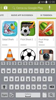 Samsung Galaxy Note 4 - Applicazioni - Installazione delle applicazioni - Fase 14