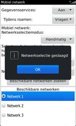 BlackBerry 9860 Torch - netwerk en bereik - gebruik in binnen- en buitenland - stap 10