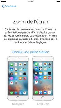 Apple iPhone 6s Plus - Premiers pas - Créer un compte - Étape 35