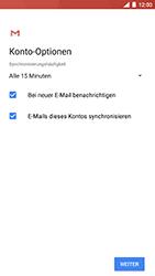 Nokia 8 - E-Mail - Manuelle Konfiguration - Schritt 20